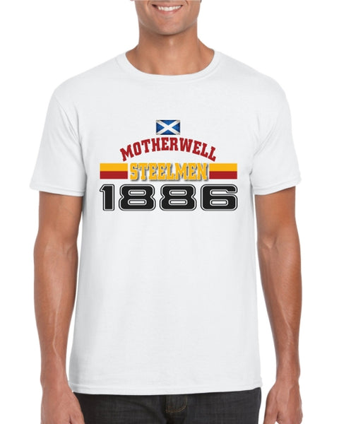 Motherwell Football Club Fan T-Shirt