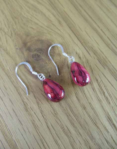 Heathergems Teardrop Earrings
