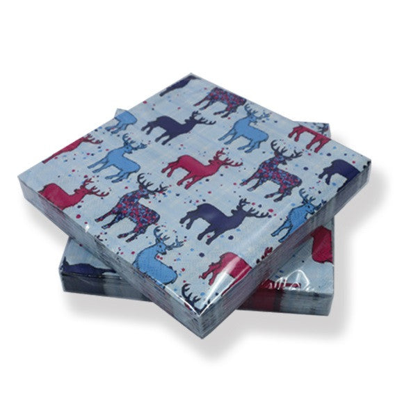 Scottish Stag Napkins