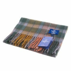 Ballantrae Lambswool Scarf - Buchanan Antique