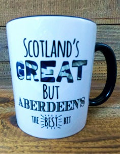 Scotland's Great but Aberdeen's the Best Bit