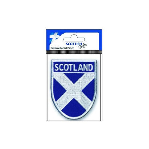 Scotland Sheild Patch