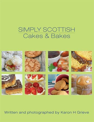 Simply Scottish Cakes & Bakes