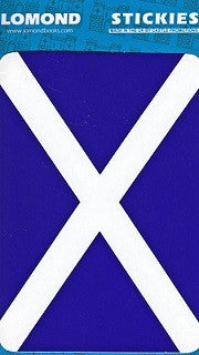 Saltire Sticker