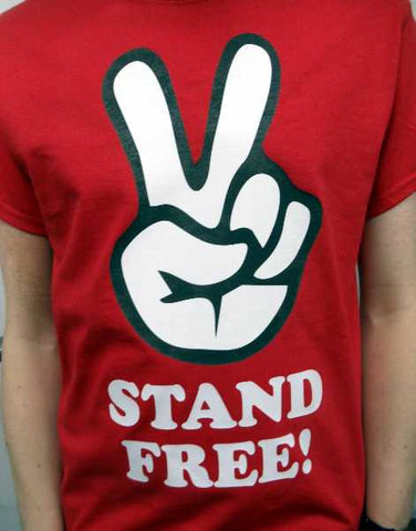 Stand Free VICTORY T-Shirt