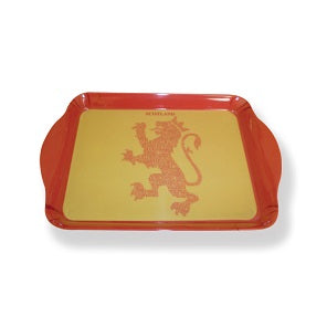 Lion Rampant Mini Scotland Tray