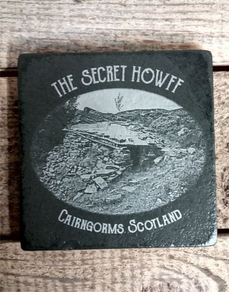 Photo Coaster - The Secret Howff (C19)