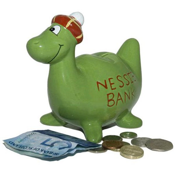 Nessie Money Bank