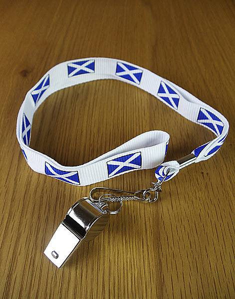 Saltire Whistle