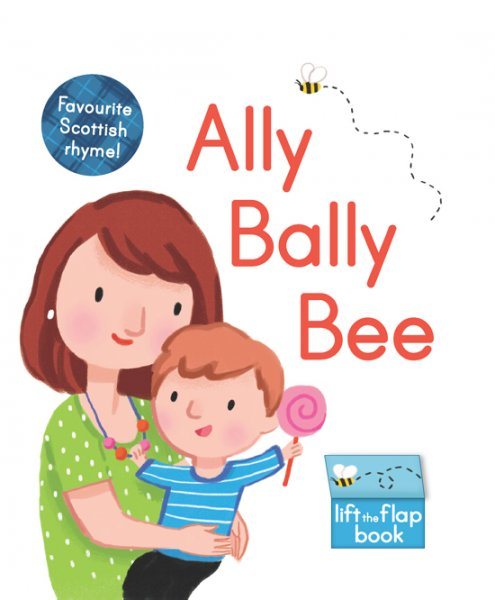 Ally Bally Bee Board Book