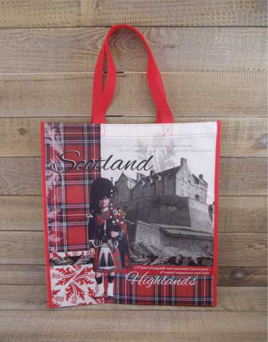 Heraldic Scotland Reusable Shopping Bag