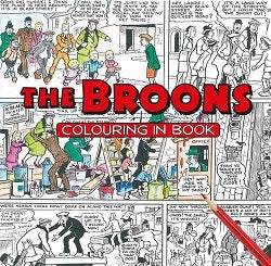 The Broon's Colouring Book