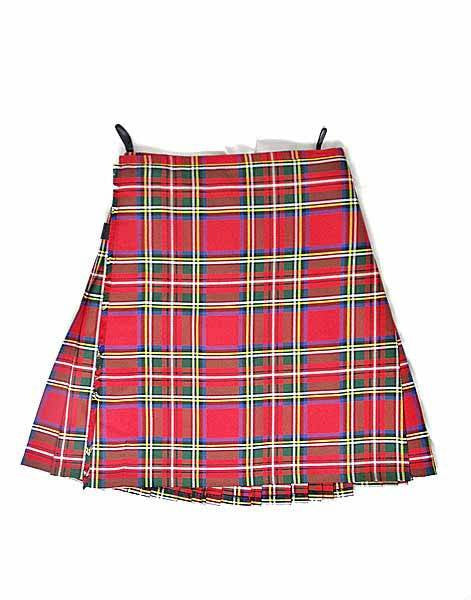 Casual Kilt - Royal Stewart