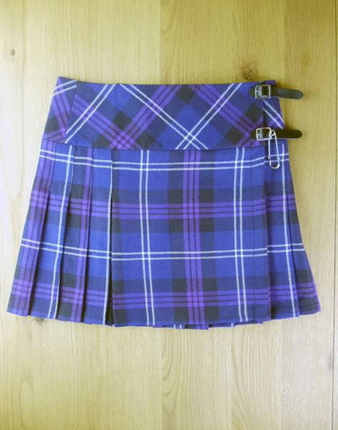 Ladies Pure Wool Mini Kilt - Heritage of Scotland