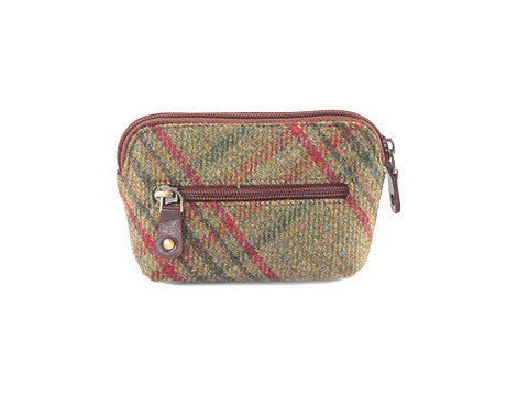 Islay Tweed Coin Purse