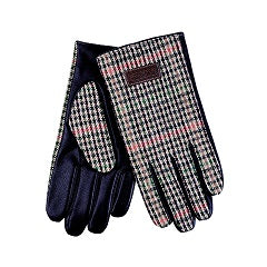 Heritage Traditions Men's Tweed Gloves