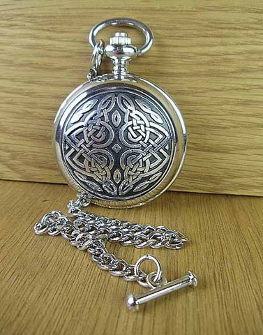 Celtic Design Pocketwatch