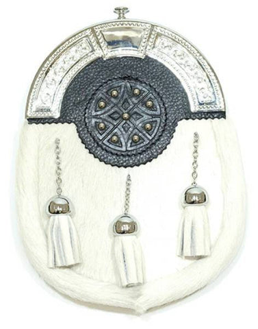 Dress Sporran D7 & Chain Strap