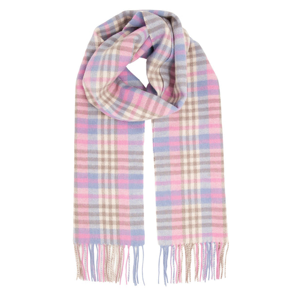 Heritage Traditions - Dolly Mixture Woolen Scarf