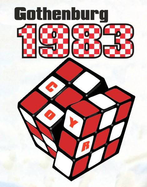 Iconic 80s T - Rubik's Cube