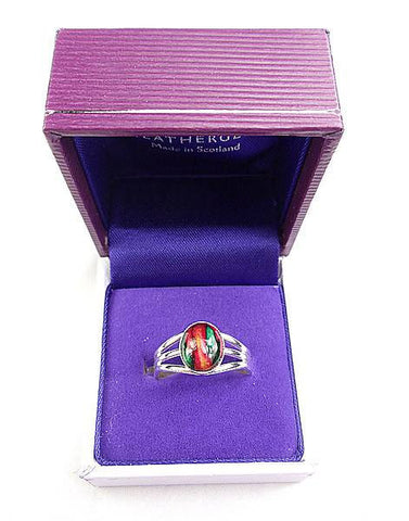 Heathergems Celtic Ring