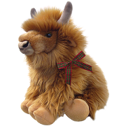 Heather the Highland Cow 16""