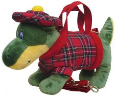 Nessie in Stewart Tartan Handbag/Shoulder Bag