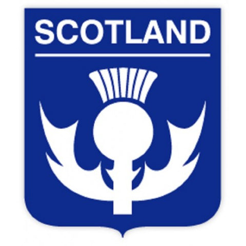 Scotland Thistle Sticker