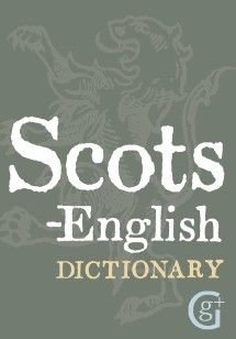 Scots English Dictionary