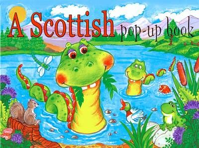 A Scottish Pop-Up-Book