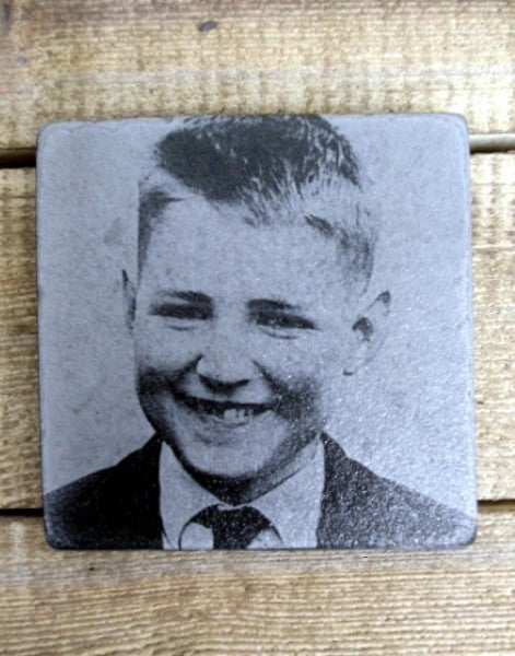 Personalised Photo Coasters (Set of 4 same photo)