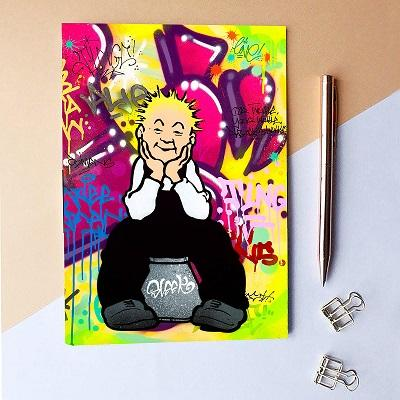 A'Body's Wullie Notebook