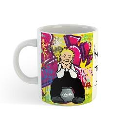 A'Body's Wullie Cambridge Mug