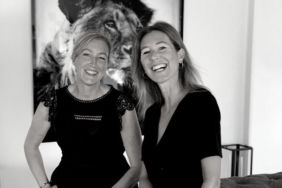 Anna and Sandra ACE Founders on sustainable Swedish platform