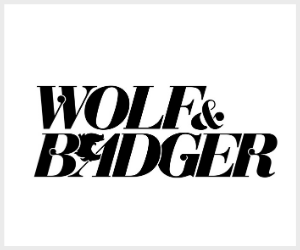 ACE sustainable bags available at Wolf&Badger