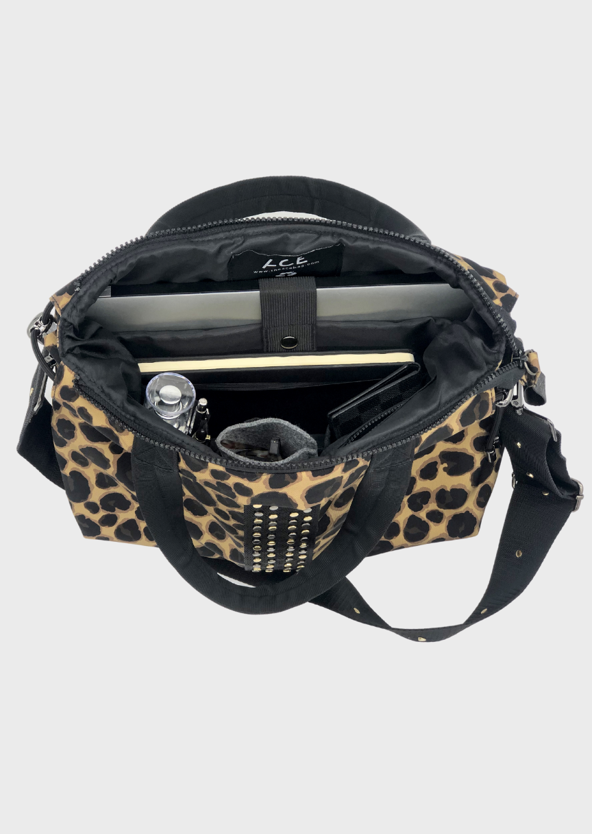 ACE Urban Tote BAg Leopard Shop leopard Tote Bag