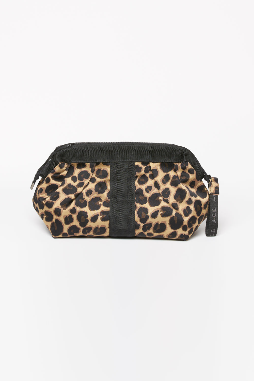 ACE best make up bag Leopard front