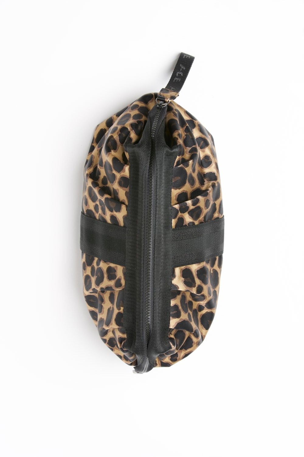 ACE Cosmetic Bag Leopard top view