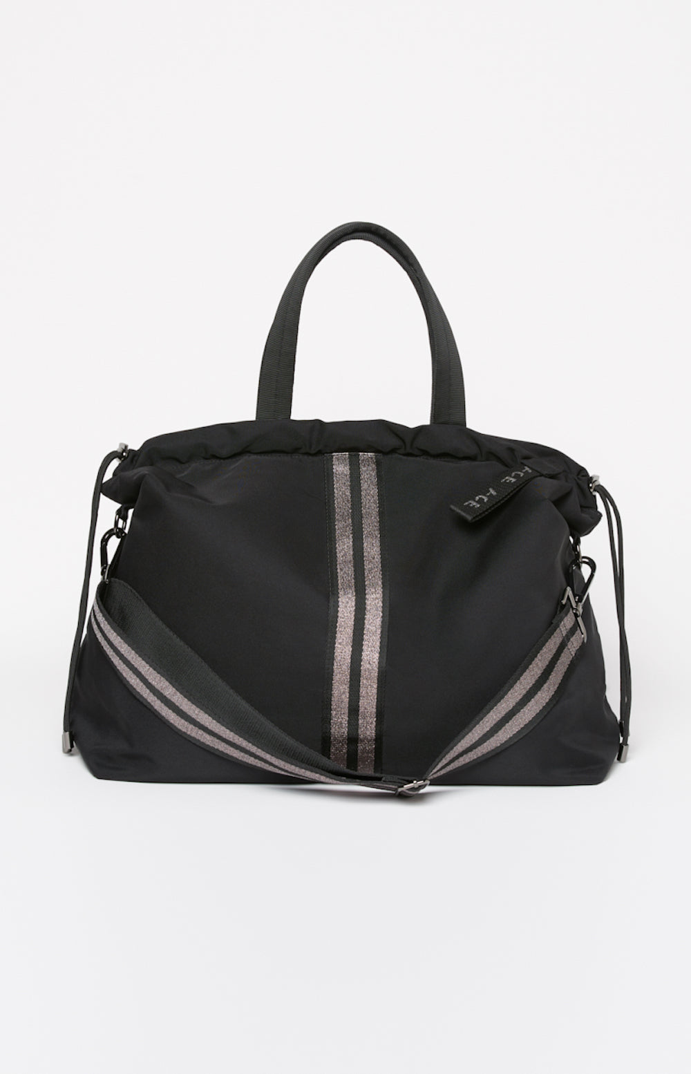 ACE Tote Bag Black front