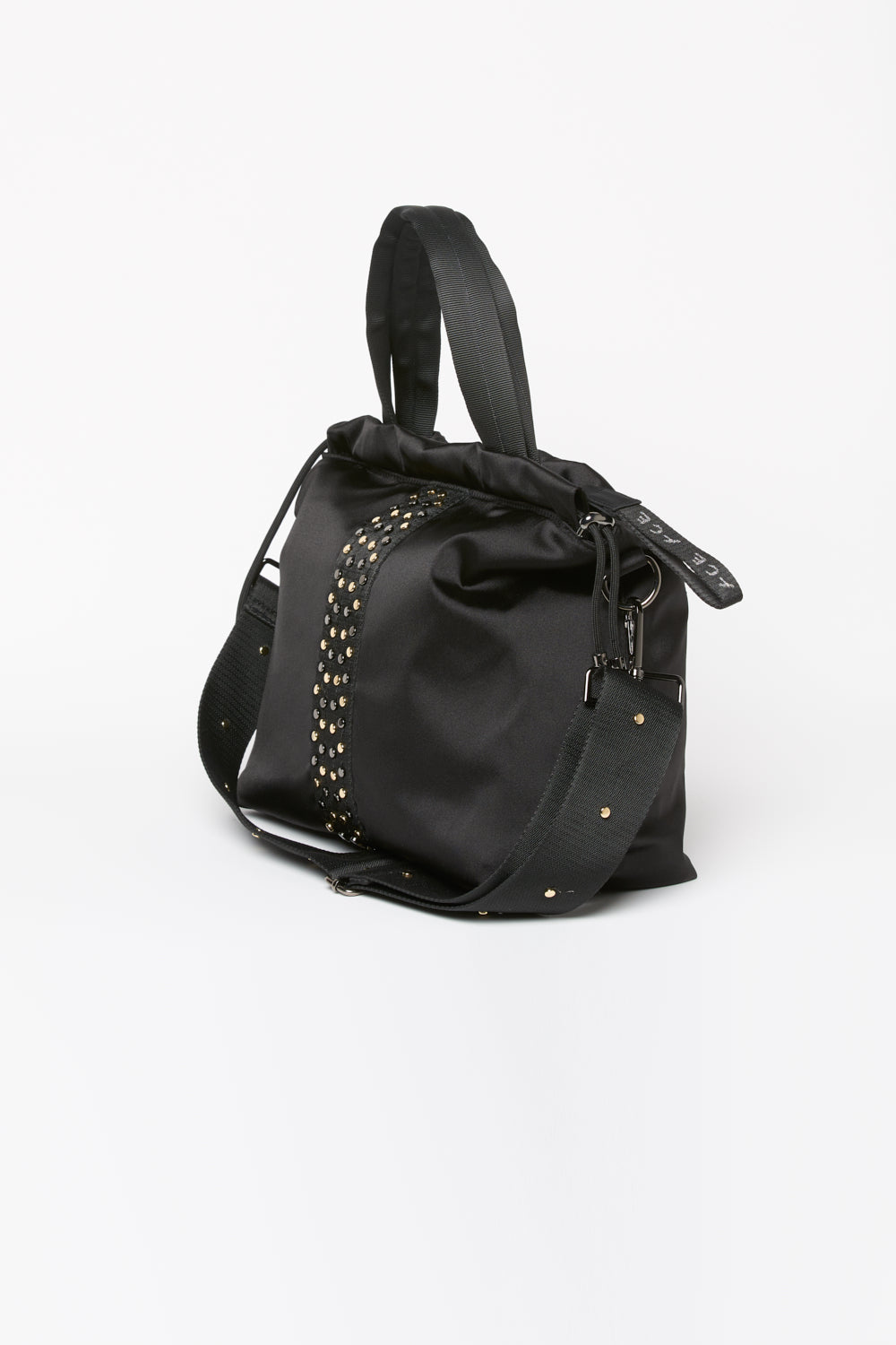 ACE Urban Tote Bag Black side view