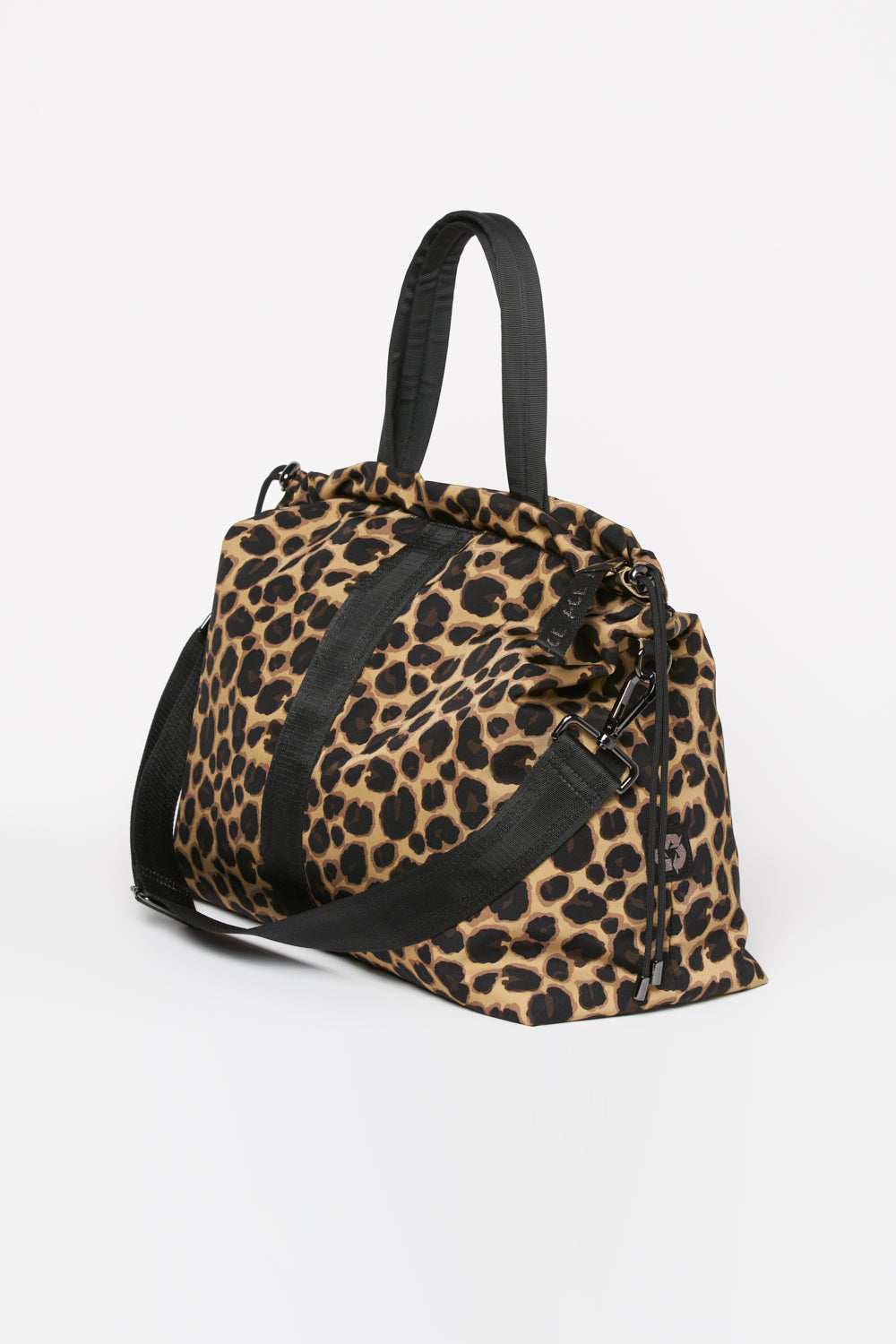 Tote bag in leopard print eco fashion
