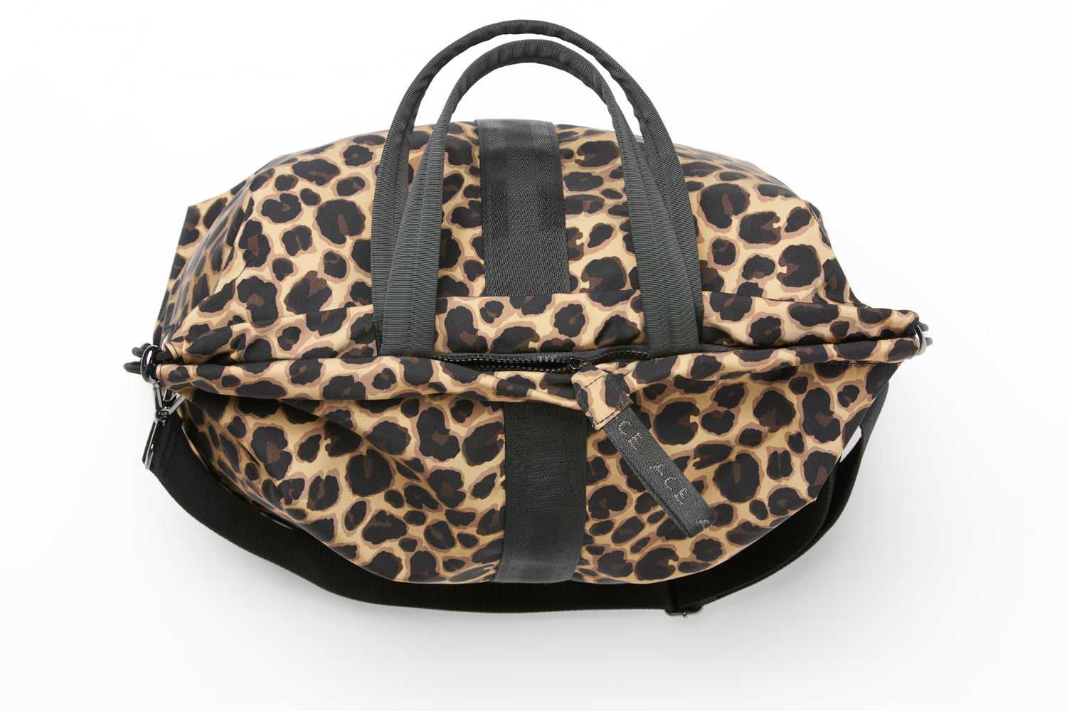 Best Travel bag in Leopard print sustainable bag