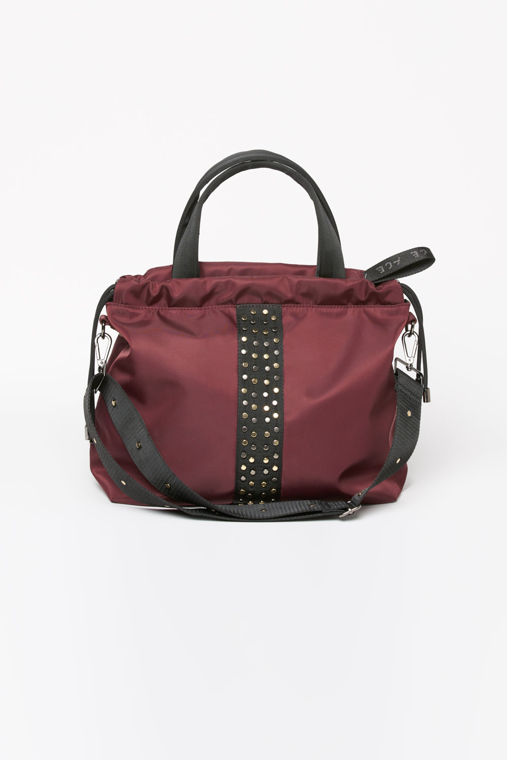 ACE Urban Tote Bag Burgundy