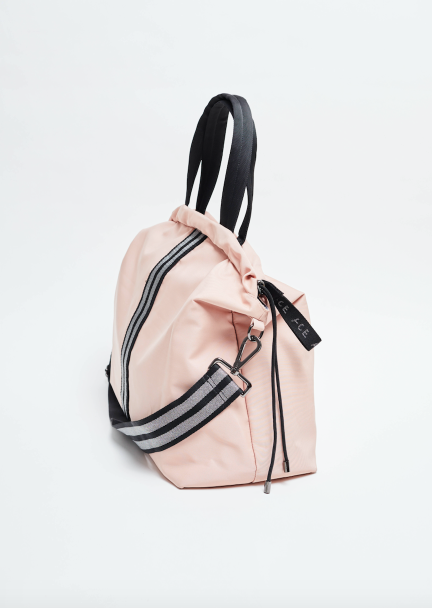Pink Nude sustainable Econyl all day bag