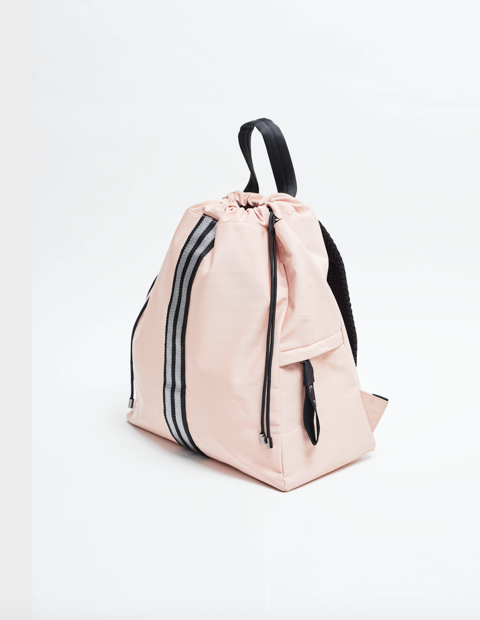 ACE Active Chic Eco Pink Nude sustainable Econyl Backpack