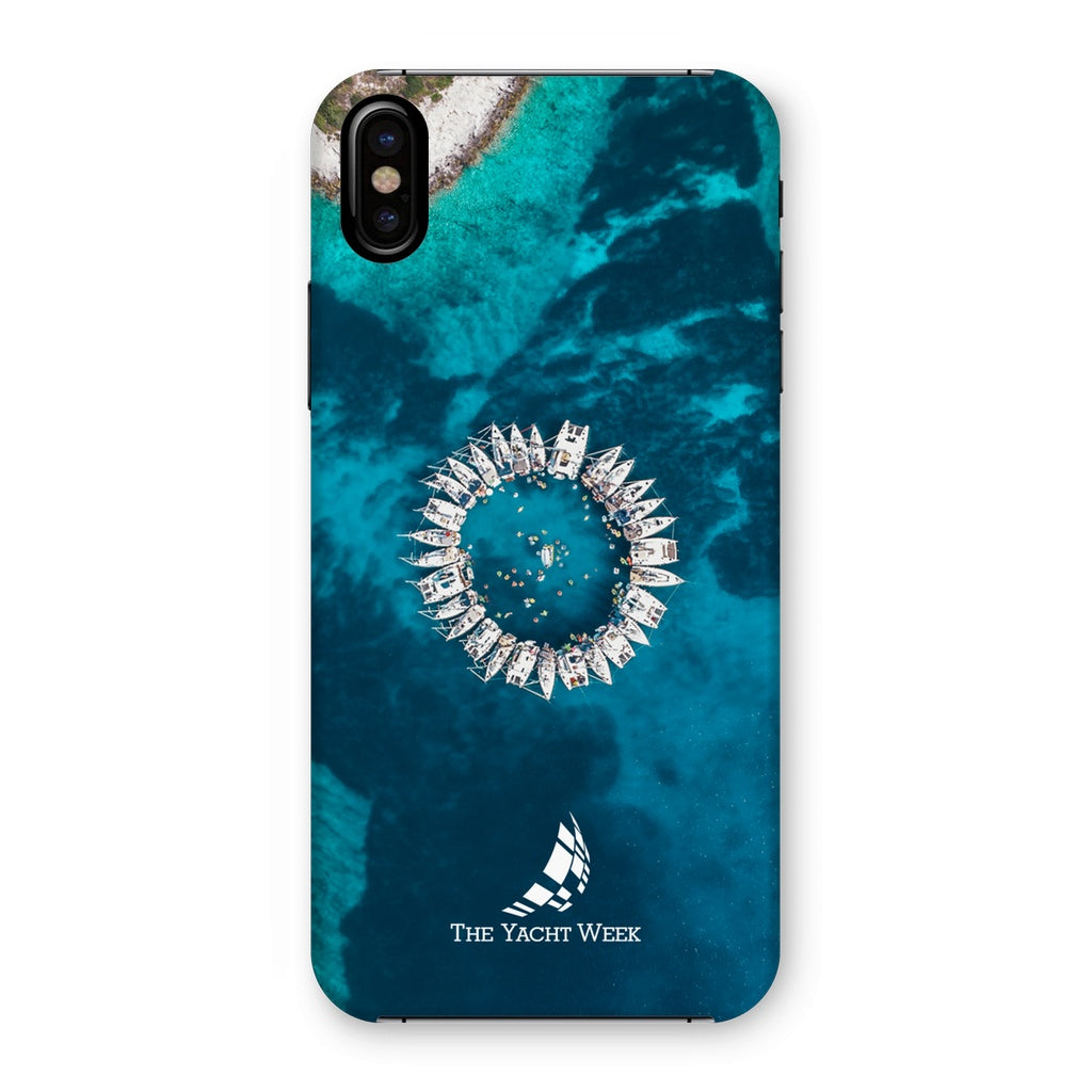 The Circle Raft Phone Case