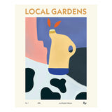 Bings Local Gardens No. 1 Kunst100 Quardat