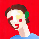 Xenia Ruiz Simple Face III Kunst100
