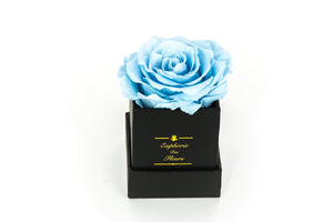 Mini Black Square Box