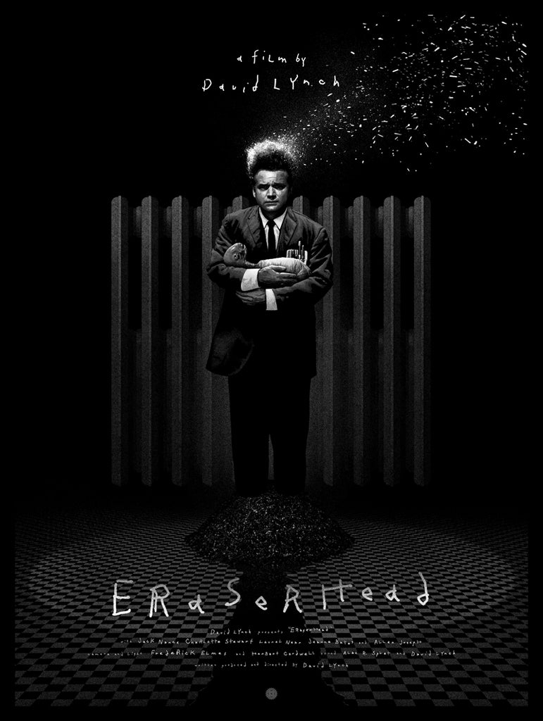 Eraserhead in 35mm at the Roxie Theater!